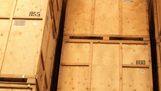 household storage body