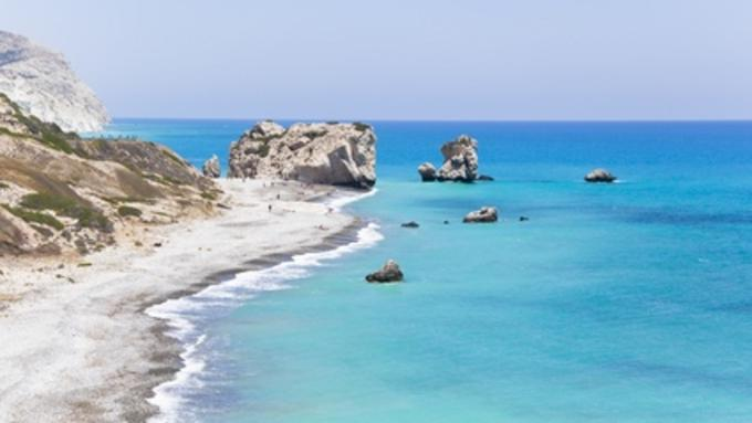 image of coast in cyprus